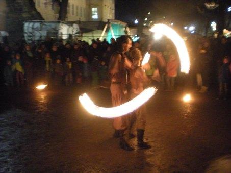 Fire show 3