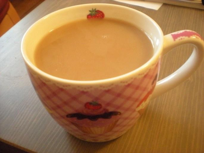 Large tea