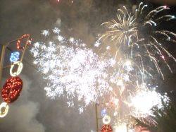 Madeira fireworks