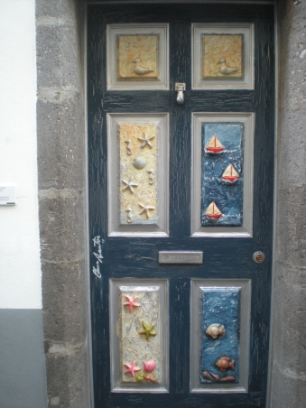 Funchal door art