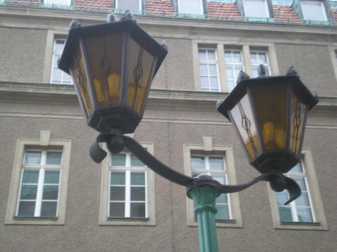 Berlin lantern