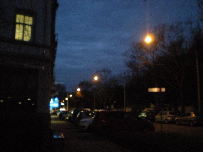 Early morning in Karlsruhe