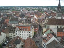 Konstanz from above