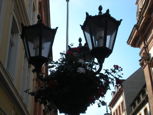A lantern picture had to be taken...