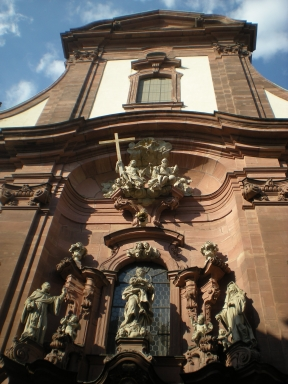 Some church...