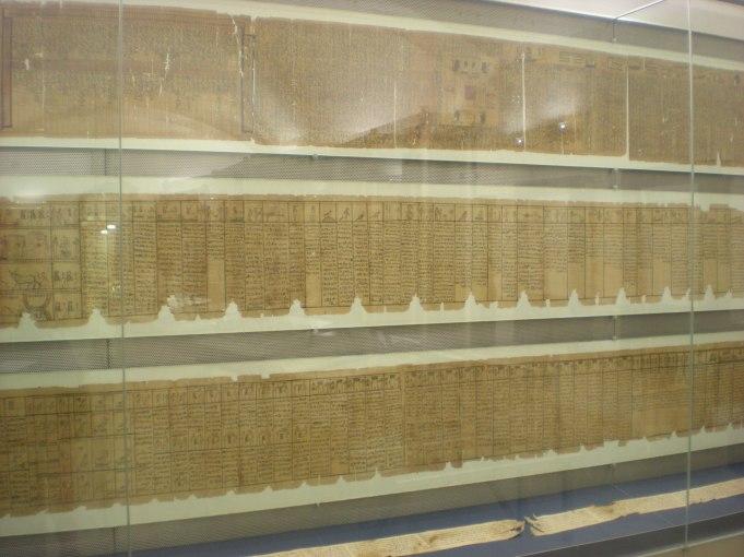 Papyrus museum
