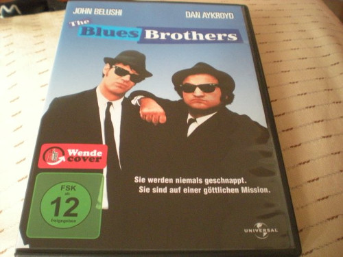 12- Blues Brothers