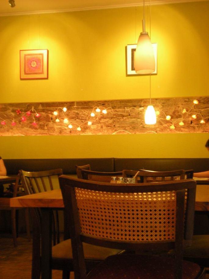 Inside Café Pan