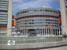 The UN headquarters in Vienna