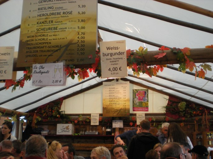Wurstmarkt 2014