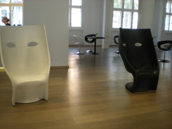 Chairs in the Film Museum