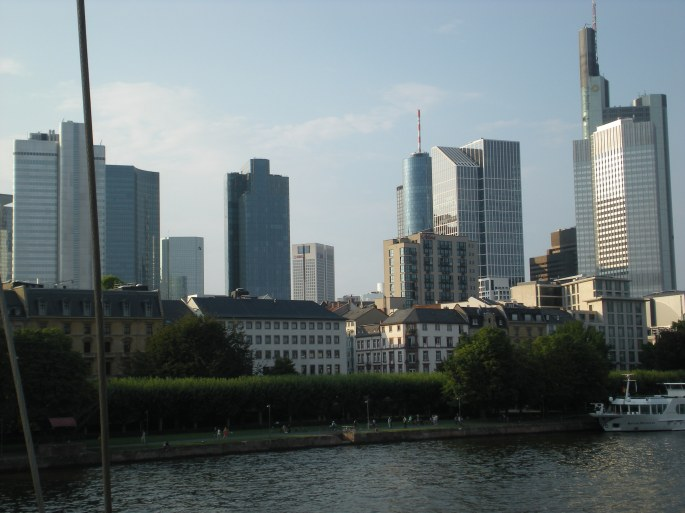 "You can totally see why it's ""Mainhattan"", right? ;-)"