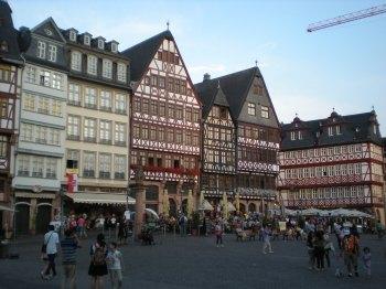 Römerplatz, Frankfurt