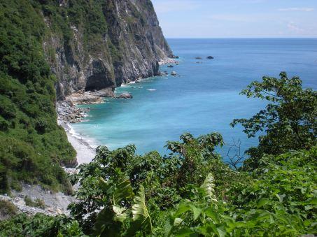 Quingshui Cliff