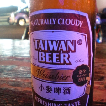 Taiwanese wheat beer