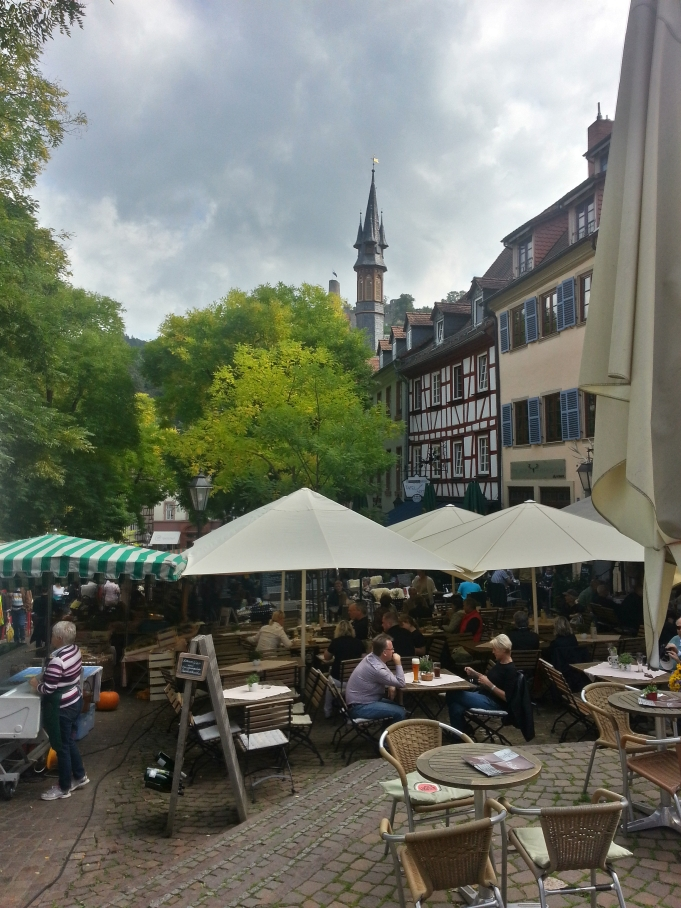 Marktplatz (market square)