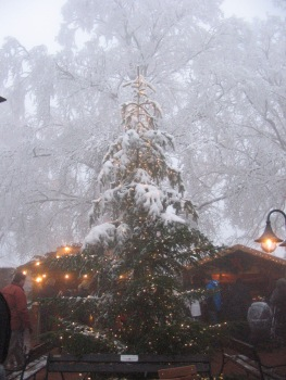 Burg Hohenzollern Christmas market