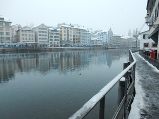 The River Limmat