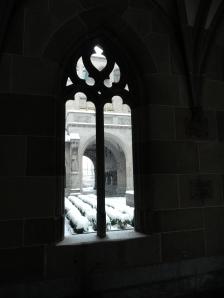 Fraumünster cloisters