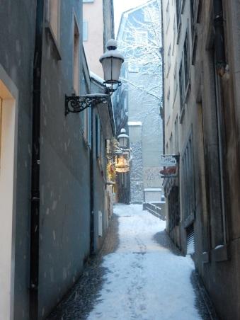 Zurich Niederdorf (old town)