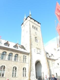 Landesmuseum tower