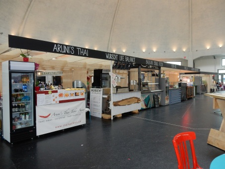 Basel Markthalle