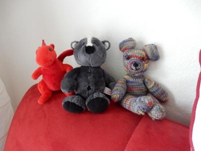 Sofa animals