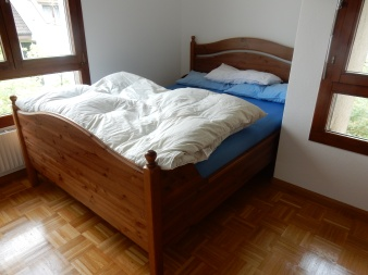 Spare bed