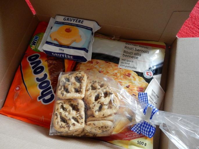 Swiss foods