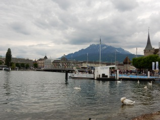 Mount Pilatus in the background