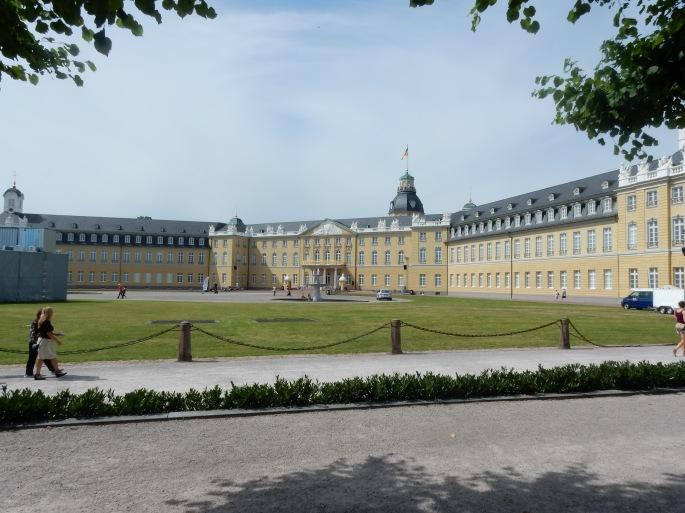 Karlsruhe Schloß