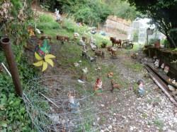 Garden gnome land!!