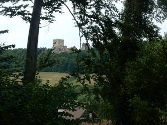 Landskron castle