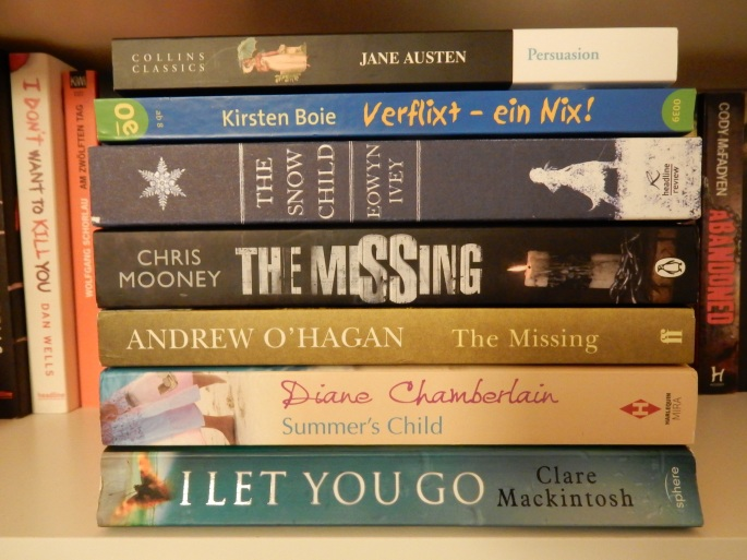 Winter books 2015