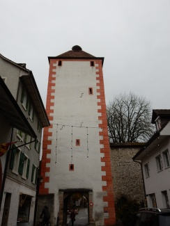 Rheinfelden tower