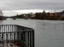 The Rhine at Rheinfelden