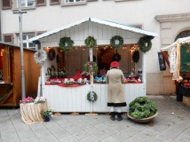 Rheinfelden, Germany, Christmas market