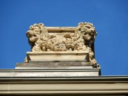 Bundeshaus Bern - lions