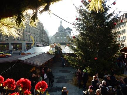 Bern Christmas market 2015