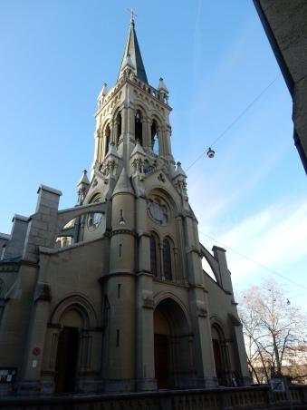 St. Peter and Paul church, Bern