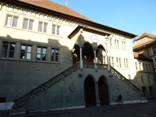 Bern Rathaus (town hall)