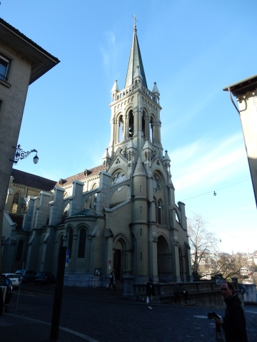 St Peter and Paul church, Bern