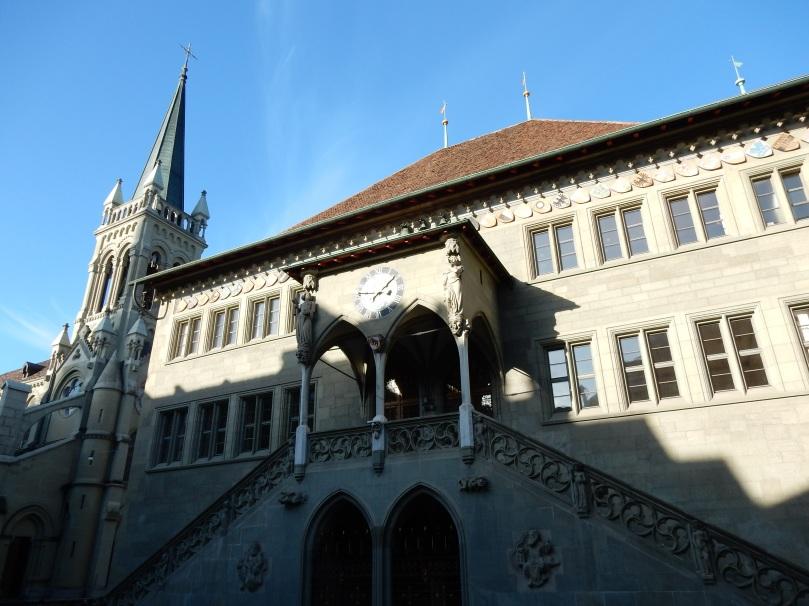 Bern town hall