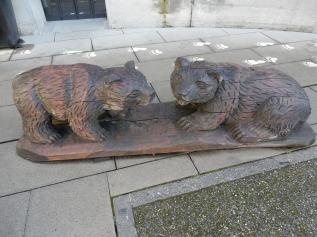 Bern bear pit
