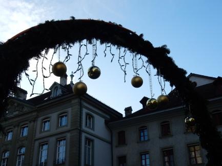 Bern Weihnachtsmarkt 2015