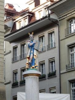 Moses in Bern