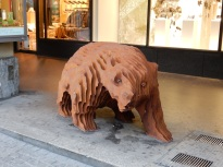 Bear in Bern