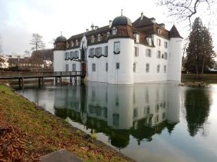 Bottmingen Schloss