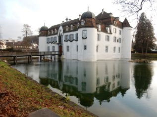 Bottmingen Schloss