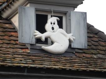 Bottmingen castle ghostie